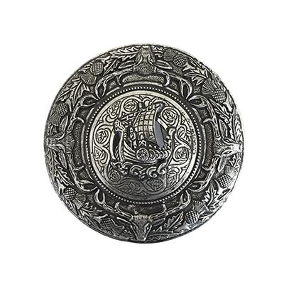 Celtic Norse Belt Buckle