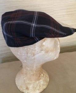 A Scottish Jewish Tartan cap