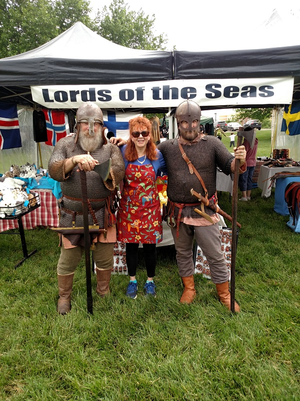 Lords of the Seas provide quality Celtic and Viking products
